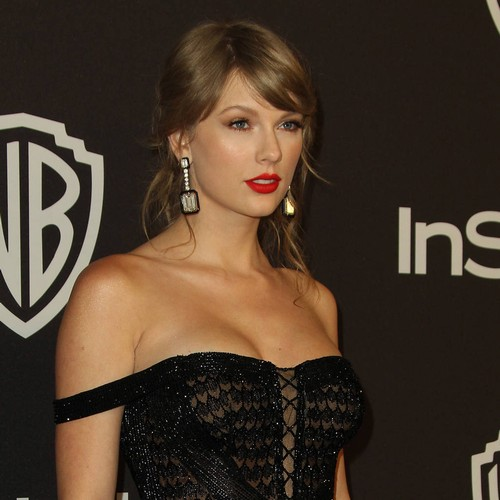 Taylor Swift Gifts Cats Co-stars Huge Bags Of Merchandise