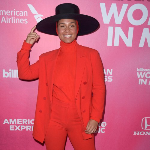 Alicia Keys Promises Peace Will Reign At Female-focused Grammys