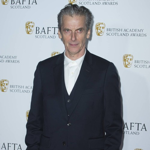Peter Capaldi Plays Grieving Widow In Relative's Music Video