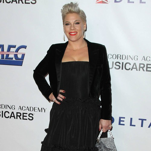 Pink's Children Make Her A Grammy Award After She Loses Out On Prize