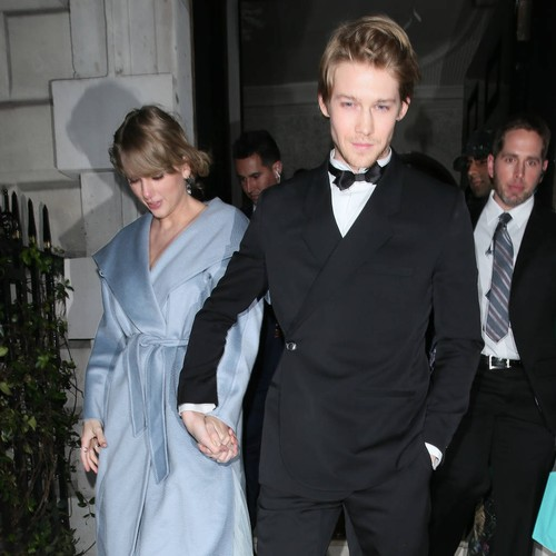 Taylor Swift Celebrates Boyfriend Joe Alwyn's Movie Winning Seven Baftas