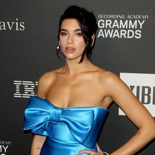 Dua Lipa In Row With Boyfriend At Grammys After-party