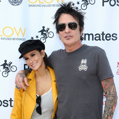 Tommy Lee Marries Brittany Furlan On Valentine's Day
