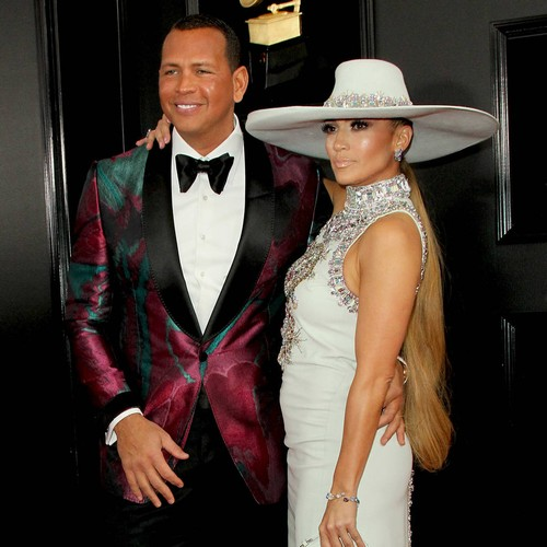 Jennifer Lopez Gives Alex Rodriguez $24,000 Watch For Valentine's Day