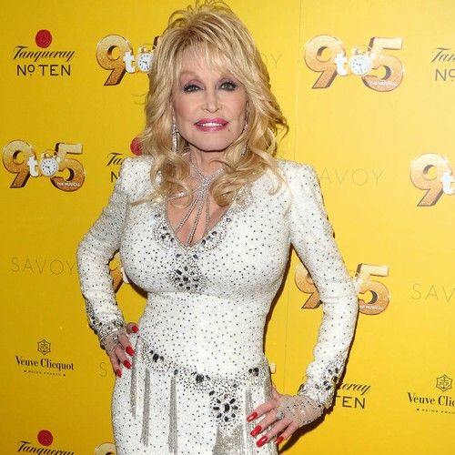 Dolly Parton: 'i'm Not Gay'