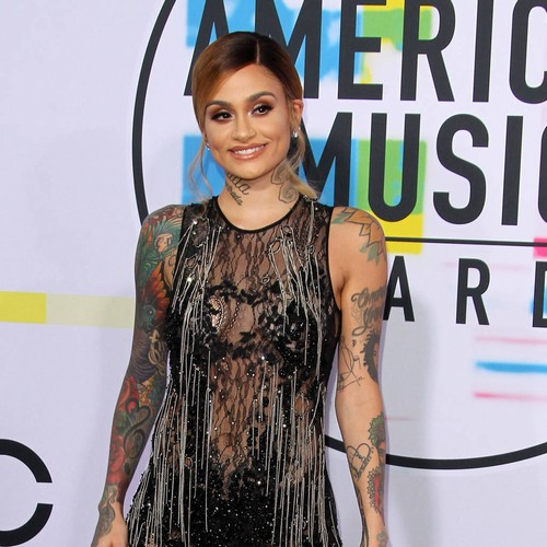 Pregnant Kehlani 'froze' During Snowy Video Shoot