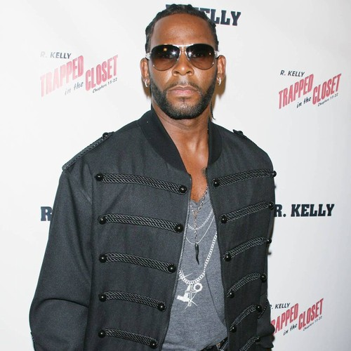 R. Kelly Charged With Sexual Abuse Of A Minor