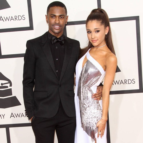 Ariana Grande And Big Sean Reunite In Los Angeles