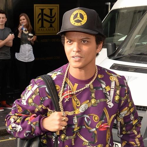Bruno Mars Jokes About Indonesian Radio Ban