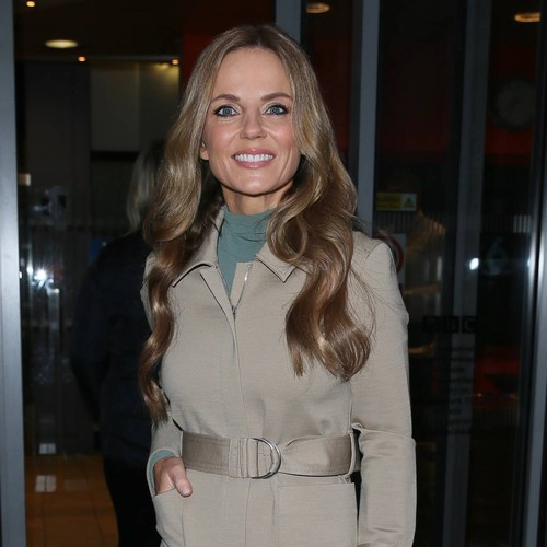 Geri Horner: 'life's Stressful - I Just Want To Enjoy Myself!'