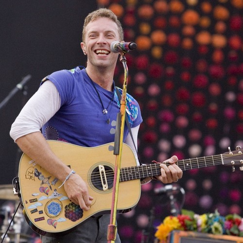 Chris Martin Rings In 42nd Birthday With Star-studded Party