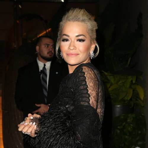 Rita Ora And Andrew Garfield Split - Report