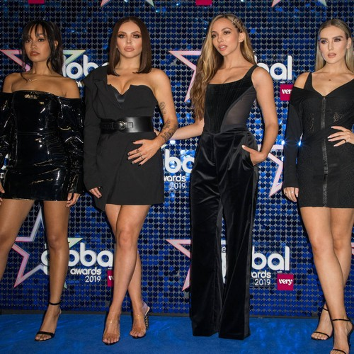 Jesy Nelson Gets Emotional As Little Mix Win Big At Global Awards