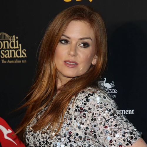 Isla Fisher Landed Free Katy Perry Performance For 40th Birthday