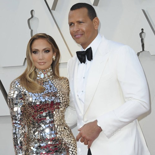 Alex Rodriguez Accused Of Cheating On Jennifer Lopez