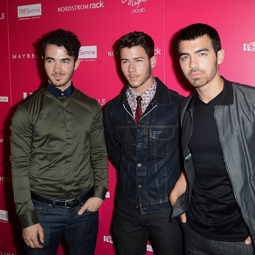 Jonas Brothers Promise There's 'much More To Come' After Achieving First-ever Number One - Music News