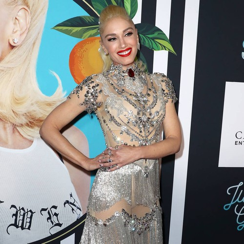Gwen Stefani: 'performing In Las Vegas Is Like Running A Marathon'