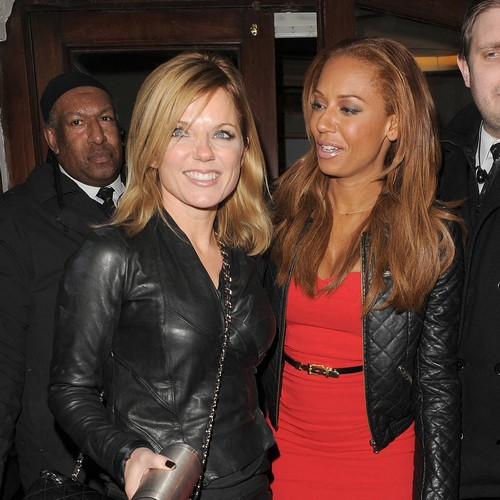 Mel B 'had Sex With Geri Horner' During Height Of Spice Girls Fame