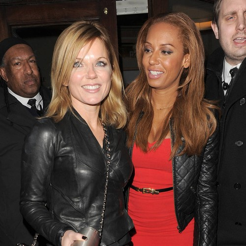 Mel B Insists She's On Good Terms With Geri Horner Following Sex Confession