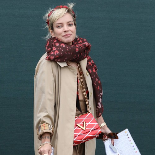 Lily Allen Dropped By Management Company - Report