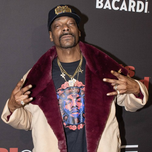 Snoop Dogg Offered Director 'script Notes' Before Signing On For The Beach Bum