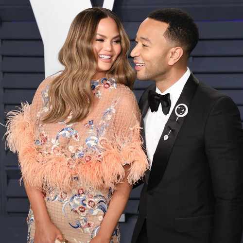 John Legend And Chrissy Teigen Get Matching Family Tattoos