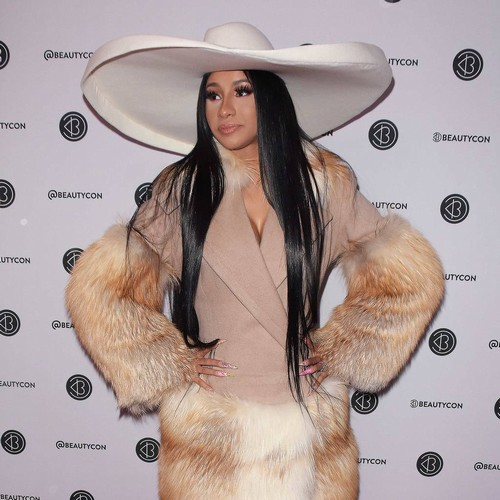 Cardi B Arrives Four Hours Late To Beautycon Appearance
