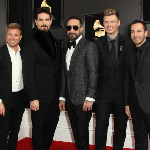 Nick Carter: 'backstreet Boys Never Expected Success'