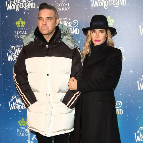 Robbie Williams and wife Ayda Field quit The X Factor after one series