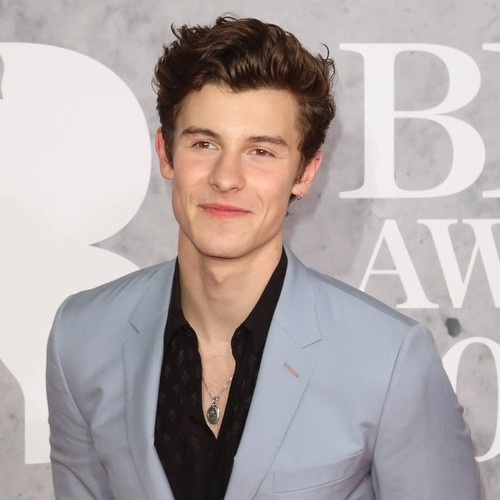 Shawn Mendes Still Learning To Be 'happy Within Himself'