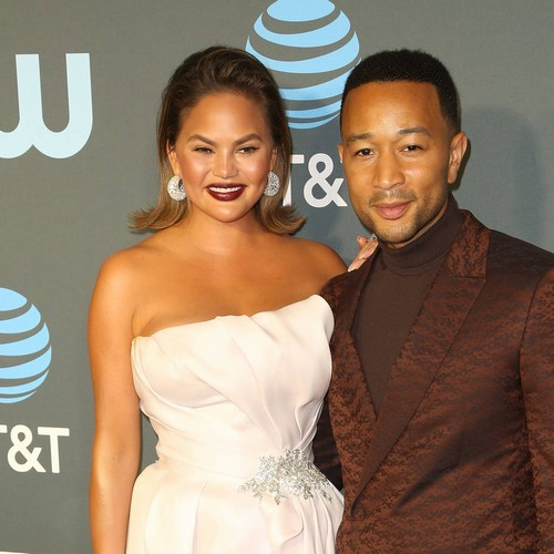 Chrissy Teigen And John Legend Celebrate Daughter Luna's Birthday At Disneyland