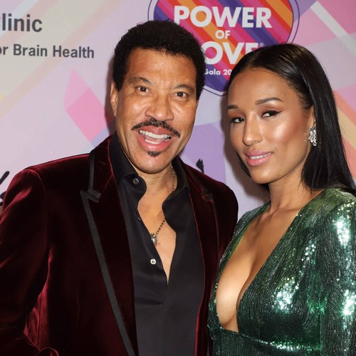 Lionel Richie Isn't Ruling Out Marriage To Longtime Girlfriend