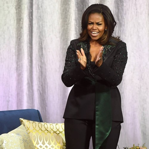 Michelle Obama Applauds 'queen' Beyonce For Inspiring Homecoming Documentary