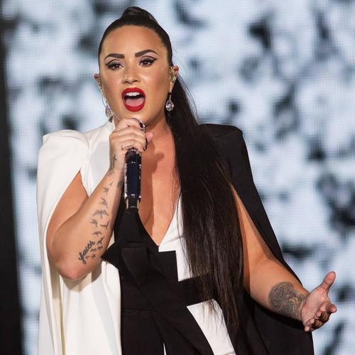 Demi Lovato Joins Wilmer Valderrama For Fun Instagram Live Session