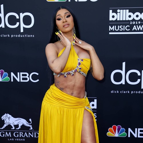 Cardi B Insists She 'meant No Harm' With Explicit Backstage Video