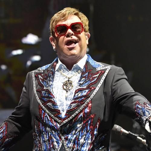 Elton John In Awe Of His Sons' Skills Around Girls