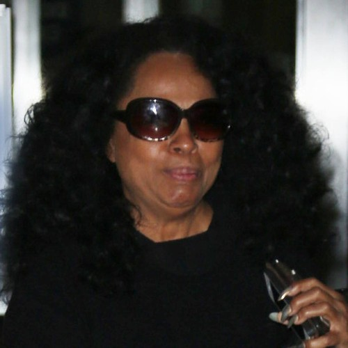 Diana Ross Feels 'violated' After Airport Security Pat-down