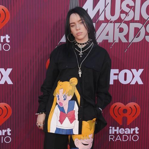 Billie Eilish Used To Be 'terrified' Of Eminem
