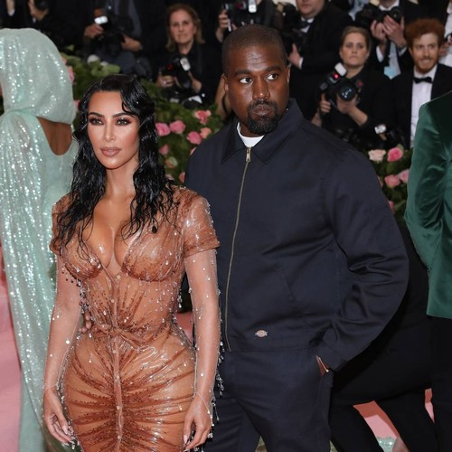 Kim Kardashian And Kanye West Visit Freed Prisoner