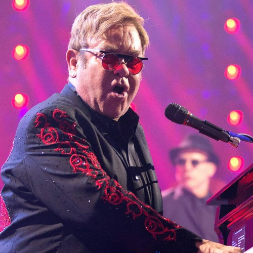 Elton John Thrilled With Taron Egerton's Soundtrack Covers - Music News