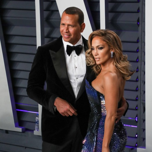 Jennifer Lopez And Alex Rodriguez Hit Up Strip Clubs For Hustlers Research