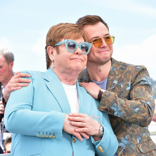 Elton John And Taron Egerton Debut New Duet Ahead Of Rocketman Premiere