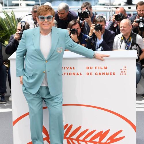 Elton John: 'being A Performer Saved My Life'