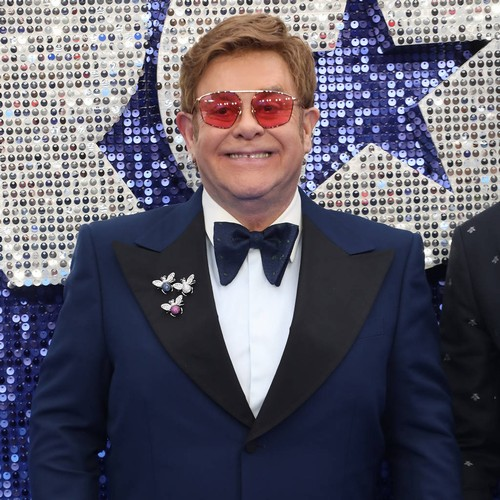 Elton John Amazed He Had Stamina To Perform During Drink And Drug Battles