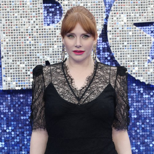 Bryce Dallas Howard Didn't Meet Elton John Before Rocketman's Cannes Debut
