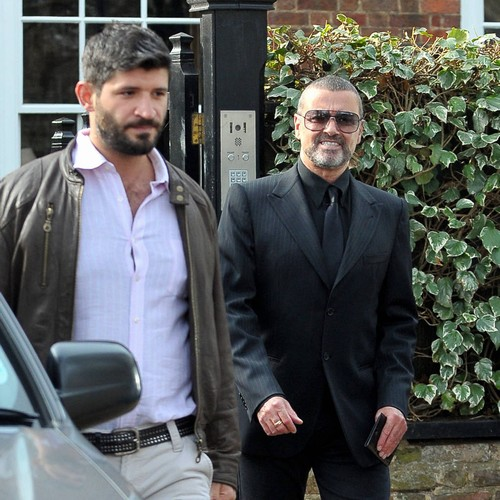 George Michael's Former Lover 'squatting' In Late Star's Home - Report