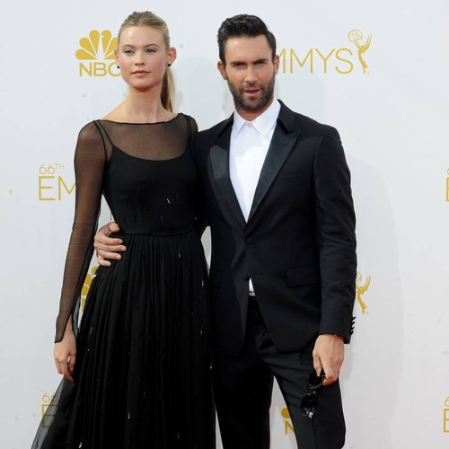 Behati Prinsloo: 'adam Levine Wants Five Kids'