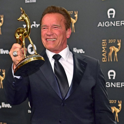 Arnold Schwarzenegger Celebrates Career With Rap Track