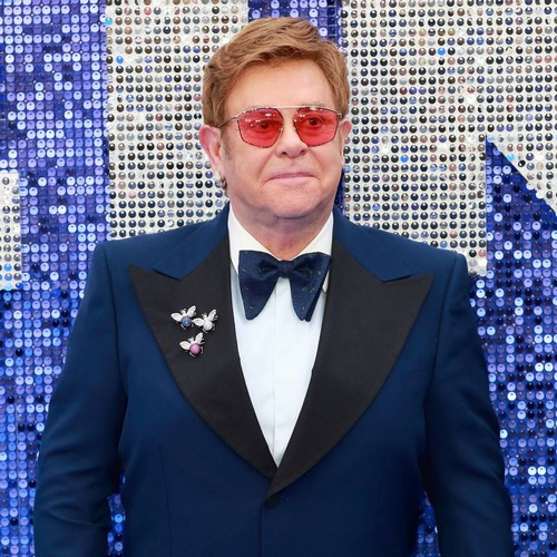 Elton John's Brother Unhappy With Dad Depiction In Rocketman