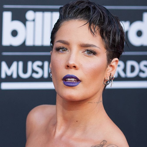 Halsey Leaves Little To The Imagination As Boyfriend Joins Her For Steamy 11 Minutes
